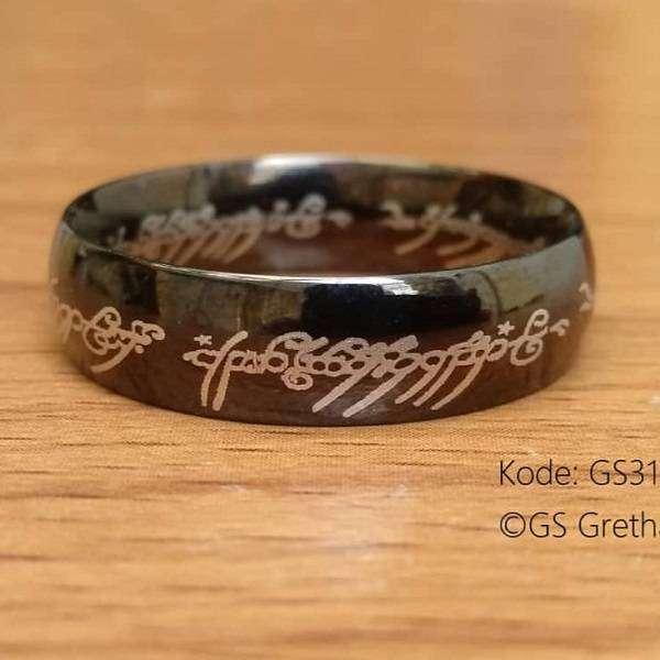 Cincin Medan, Cincin Ring of The Lord 0