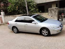 Honda Accord fully Loaded Luxury Limousine top model