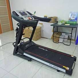 TL-650 Electric Treadmill 2hp+Mass(Auto Incline) Murah Dijamin Asli