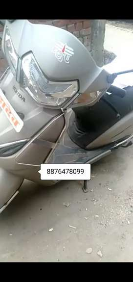 Scooty Honda 2018 model