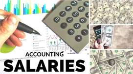 Accounting, Admin, Live Promotion