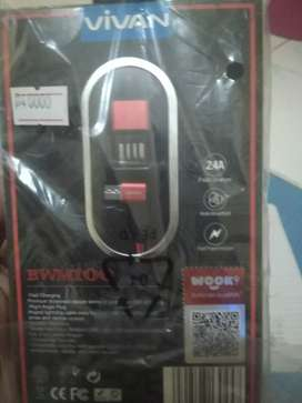 BMW 100 fast charger Vivan Android