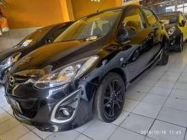 Buc Mazda 2 R matic Hitam Asli bali Muluss