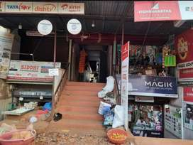 Multiple shops for rent at Ganeshpur bus stop besides ganapati temple