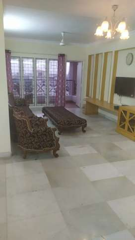 8 BHK fully furnished pent house in ladyhill