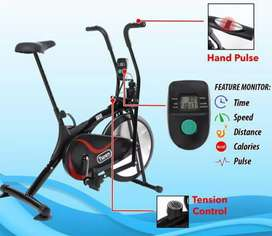sepeda statis platinum bike EXcellent-669 alat fitnes