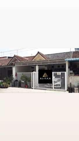Jual rumah cantik murah, anggrek sari, batam center