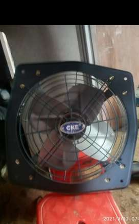 Exhaust merek CKE 12 inch