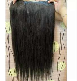Hair Clip tebel extension asli dijamin asli