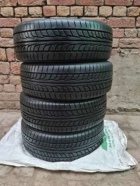 Firestone Made Japan Size 14 Tyres Set