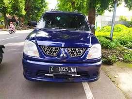 Mitsubishi kuda 2004 bensin mulus dan lengkap