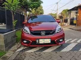 HONDA BRIO RS AT 2016 Km 20.000 (Pribadi)