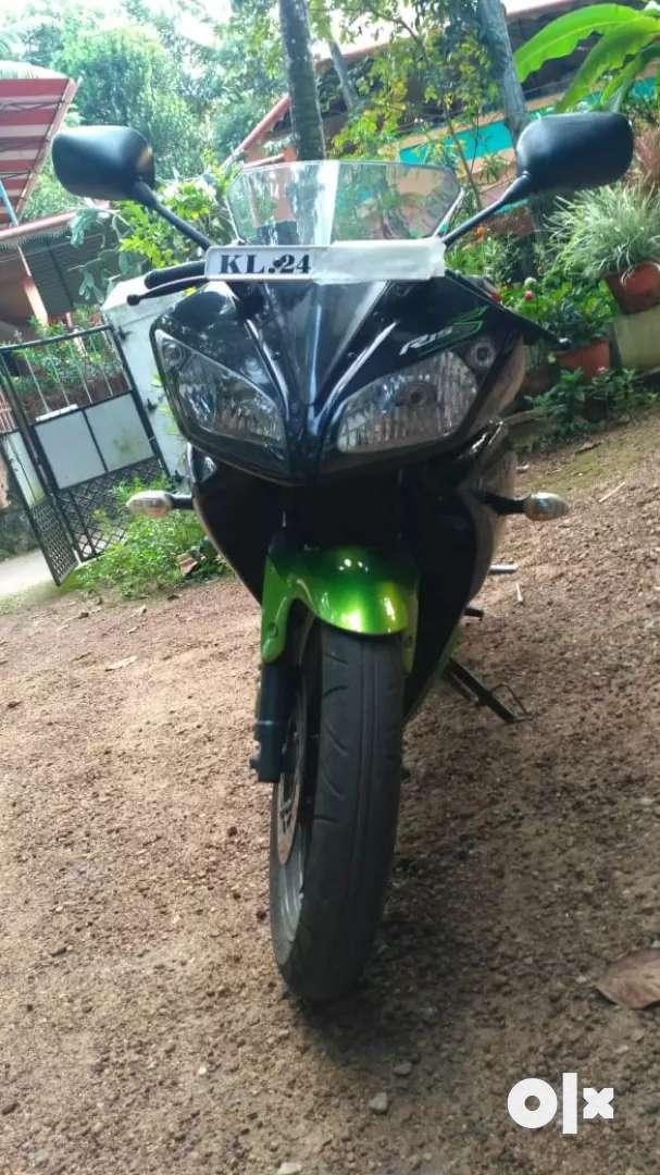 Yamaha YZF R15 0