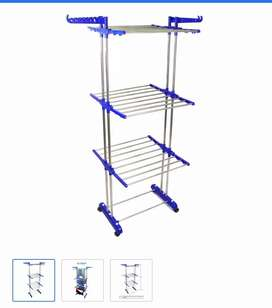 Cloth dryer stand