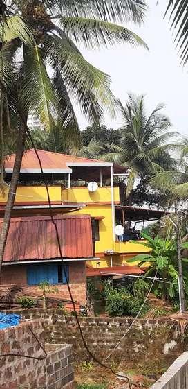 2 bhk ground floor house in kpt