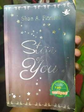 Buku Novel Star of You