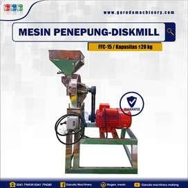 Mesin Penepung serbaguna - Diskmill