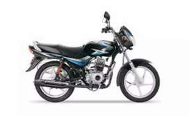 Bike on rent for monthly based in north delhi