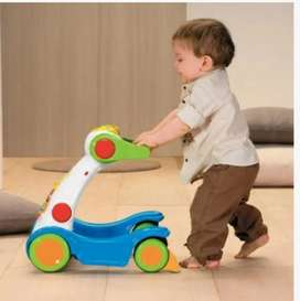 Walking cycle ( Baby )