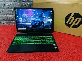 HP Pavilion Gaming 15 Core i7 Gen 9 Ssd 256GB HDD 1TB Like new