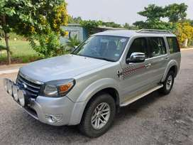 Ford Endeavour 3.0L 4x4 AT 2010 Diesel 68000 Km Driven