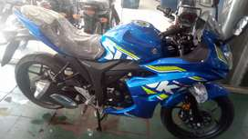 Moto GP edition Suzuki Gixxer 150 SF on installment plan