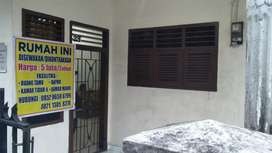 Rumah Di Sewakan / Di Kontrakan Murah Binjai
