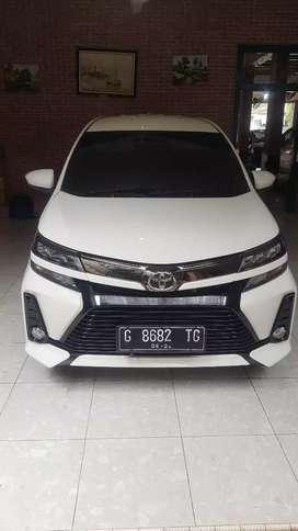 Toyota Avanza Veloz 1.5 m/t 2019 (km 5rb)