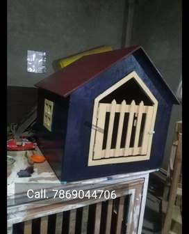 Brand new dog house in multi design