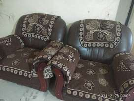 Sofa 3+2 in good condition for sale