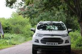 Ford Ecosport 2014 Diesel Good Condition