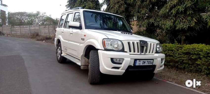 Mahindra Scorpio 2002-2013 SLE BS IV, 2012, Diesel
