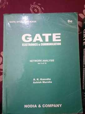 RK Kanodia Gate ECE- 3 books