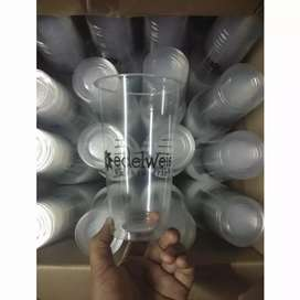 Sablon/printing GELAS thai tea (GELAS CUP PLASTIK) 22oz