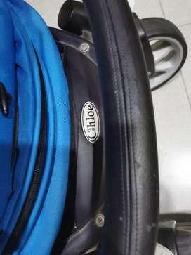Kereta dorong bayi ( stroller) merek baby chloe