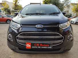 Ford Ecosport EcoSport Titanium 1.5 Ti-VCT Automatic, 2015, Petrol