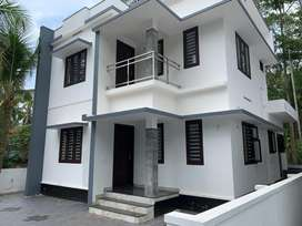 Kannadikkal Silver Hills School Near 4.50 Cent 4 Bed New House 60 Lakh