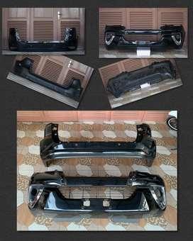 Body kit / bumper original toyota fortuner 2017 VRZ