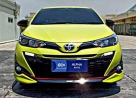 Toyota Yaris 1.5 TRD Sportivo AT 2018 Kuning