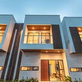 rumah 2 lantai siap huni di bogor kpr DP5% DKT royal tajur & Rancamaya