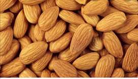 American Almond Dry Fruits