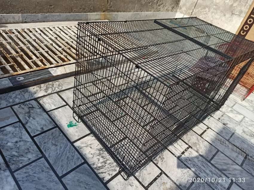 New heavy folding cage available 0
