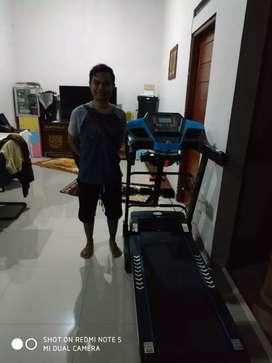 Alat Fitnes~Treadmill Elektrik FS-OSAKA // Siap Kirim Free Ongkir