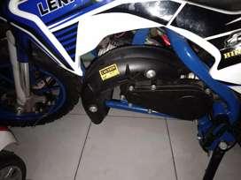 Motor mini trail 50cc lenka