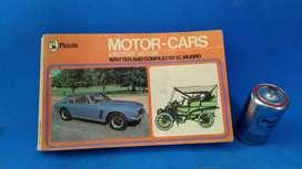 buku import sejarah otomotif MADE IN ENGLAND PRINT IN GREAT BRITAIN