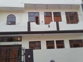 Double storey with 12 big rooms, kitchen,4 bathroom