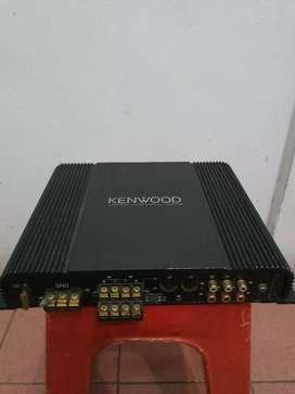 Power Amplifier Mobil Kenwood 4 - Channel KAC-742