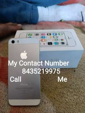 iPhone 5S 64 GB good condition