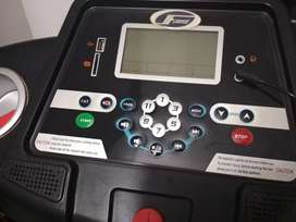 Rs 38000/- Speed fitness  Electronic Tred Mill with vibrator