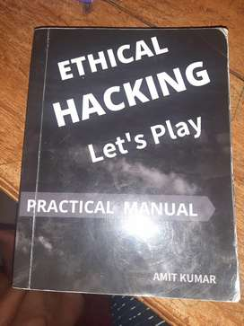 ETHICAL HACKING 'LETS PLAY'